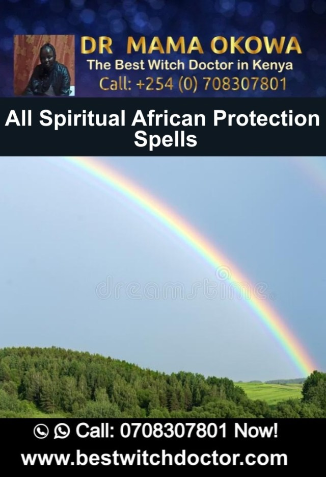 All Spiritual African Protection Spells