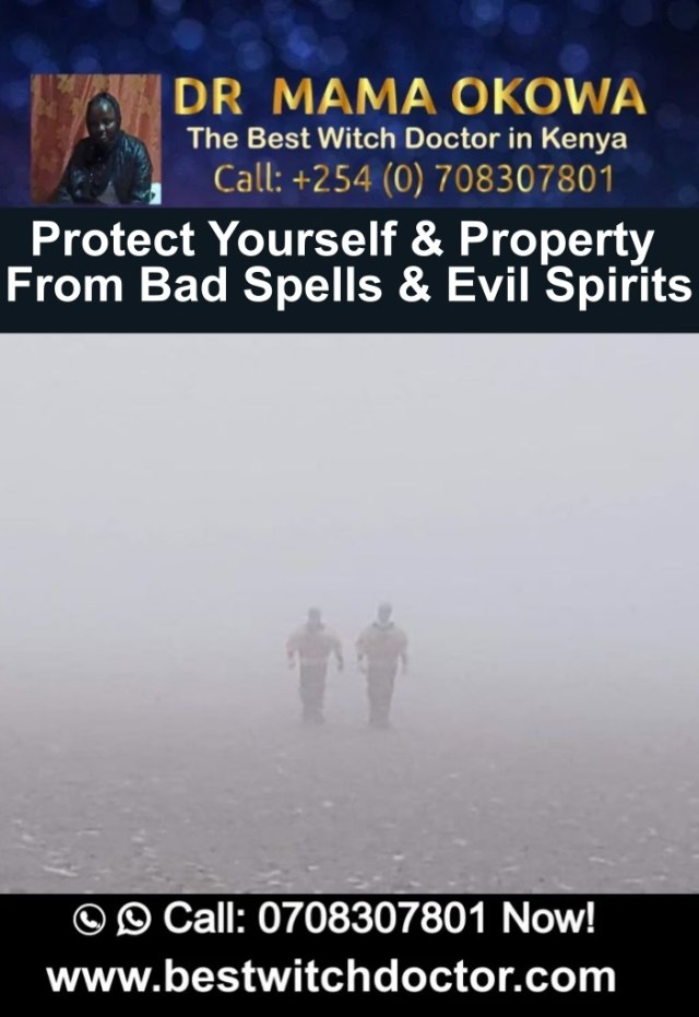 How To Protect Yourself Against Witches & Enemies