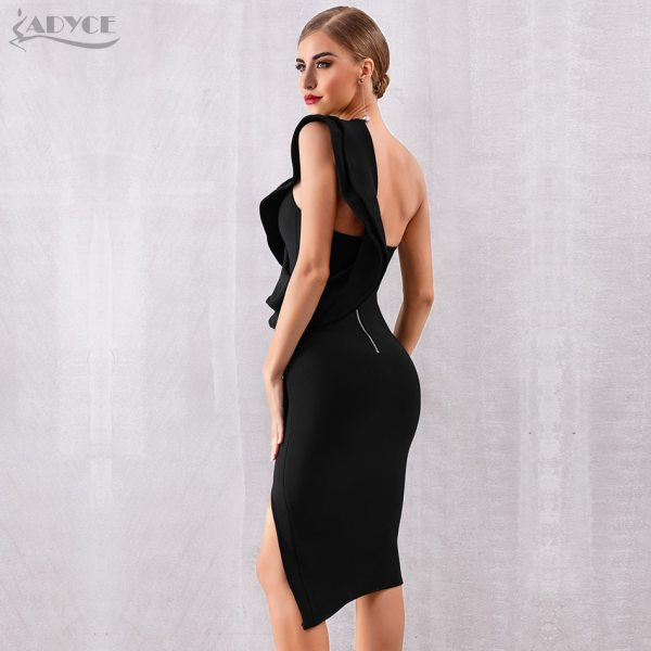 Women Bandage Dress Celebrity Evening Party Dresses