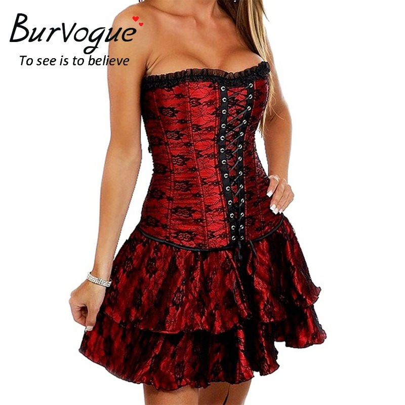 Sexy Corset Dresses Adds Some Flair