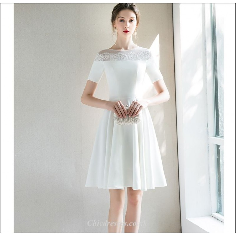 Short White Dresses Is Perfect For Almost Every Occasion
