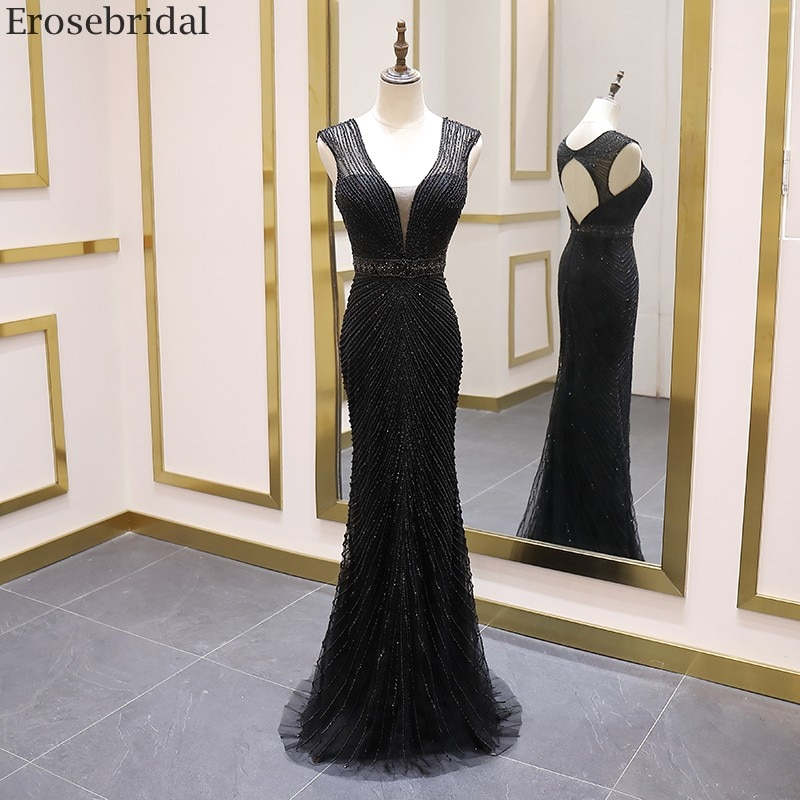 Black Lace Dress - Elegant and Stylish