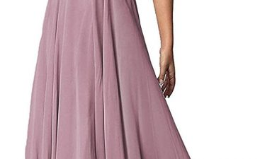 Long Pink Dresses Can Be a Perfect Fit for Almost Any Woman
