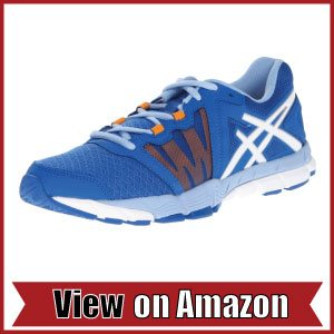 ASICS Womens Gel-Craze TR 4 Cross-Trainer Shoes