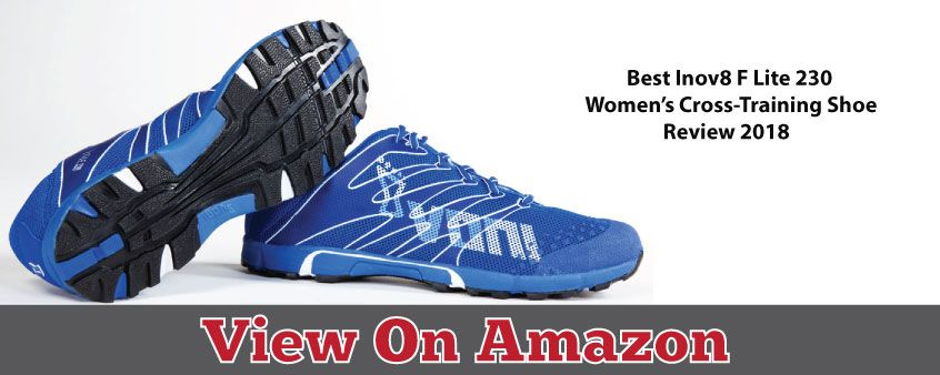 Inov8 F Lite 230 Women Cross-Training Shoe