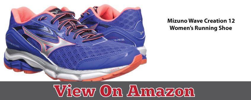 Mizuno Wave Creation 12 Womens Running Shoe