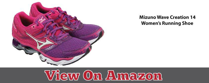 Mizuno Wave Creation 14 Womens Running Shoe
