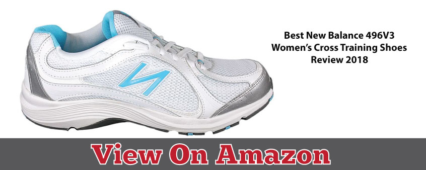 Best New Balance 496V3 Women s Cross Training Shoe Review f09ae5a1fb