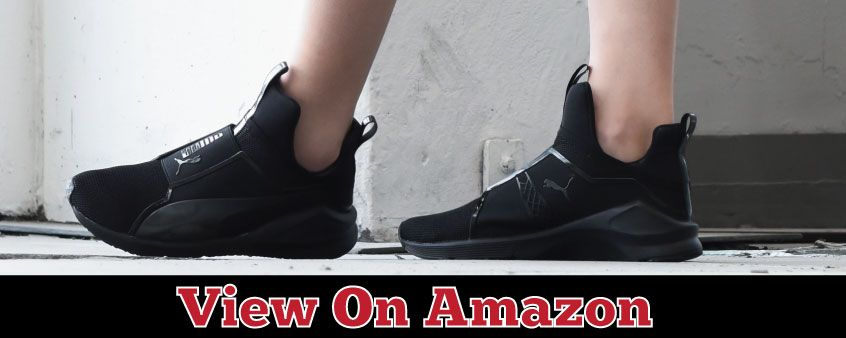 PUMA Fierce Black Core women Cross-Trainer Shoe