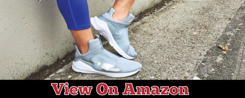 Best PUMA Fierce Metallic Women s Cross-Trainer Shoe Review 2019 d05ee3f6f