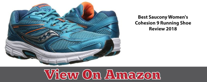 2e94f0d7 Best Saucony Cohesion 9 Women's Running Shoe Review