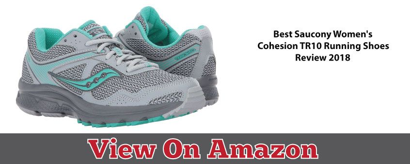 Saucony Cohesion TR10 Women Running Shoes