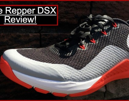 Nike Metcon DSX Repper Shoe
