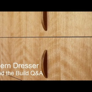 Behind the Build, Modern Dresser Q&A