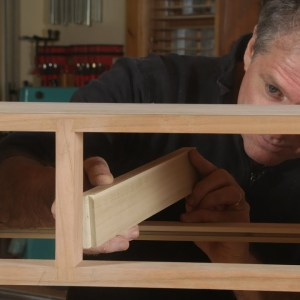 Future-proof drawer frame construction
