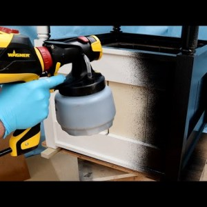 How to Use and Clean Wagner Flexio 3000 Paint Sprayer