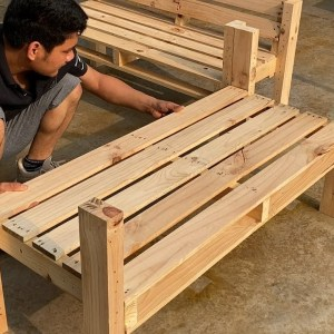 Creative Pallet Recycling Ideas You Have Never Seen Before |  How To Create A Beautiful Pallet Sofa