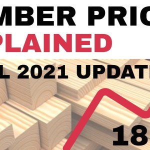 Lumber Prices (April Update) 2021