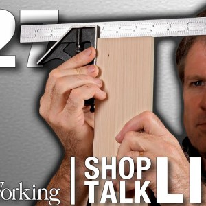 STL227: Tom McLaughlin is serious about square