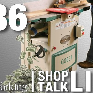 STL236: Does a jointer save you money?