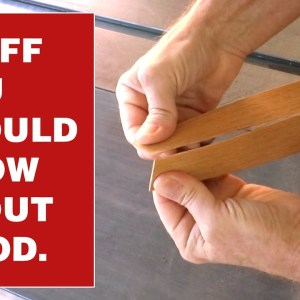 5 things about wood that new woodworkers need to know.