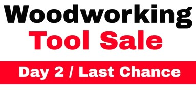 Woodworking Tool Sale (Clamps, Dewalt, Pull Saws, Woodworking Accessories)