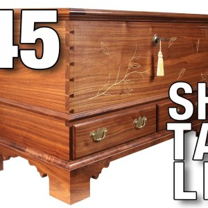 STL245: Hope chest or nope chest?