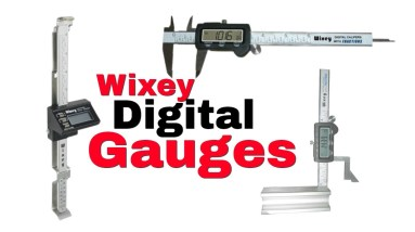 Table Saw Upgrade (Planer Upgrade) Wixey Digital Gauge Review 2021