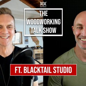Big Epoxy and big slabs with Cam Anderson of Blacktail Studio