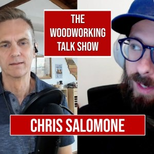 Chris Salomone of Four Eyes Woodworking talks about design, furniture and his cinematic videos.