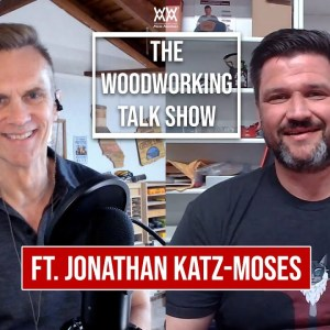 Robots and technology in the woodshop, with Jonathan Katz-Moses