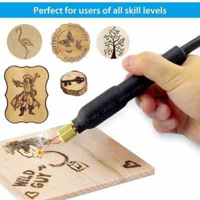 IIS Wood Burning Kit 2