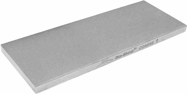 DMT 8-in. Dia-Sharp Bench Stone Coarse Sharpener