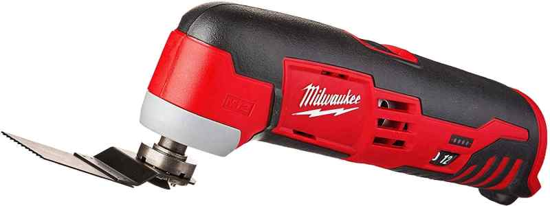 Milwaukee 2426-20 M12 Cordless Oscillating Power Tool