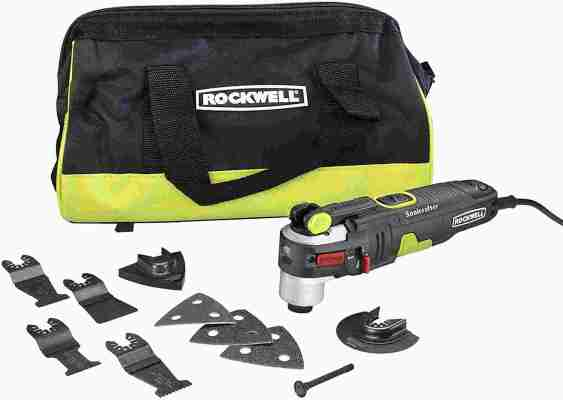 Rockwell AW400 F80 Sonicrafter Cordless Oscillating Power Tool