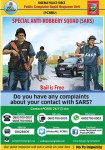 Police Provide Contact Details For Complaints Against SARS. >> See People Reponses
