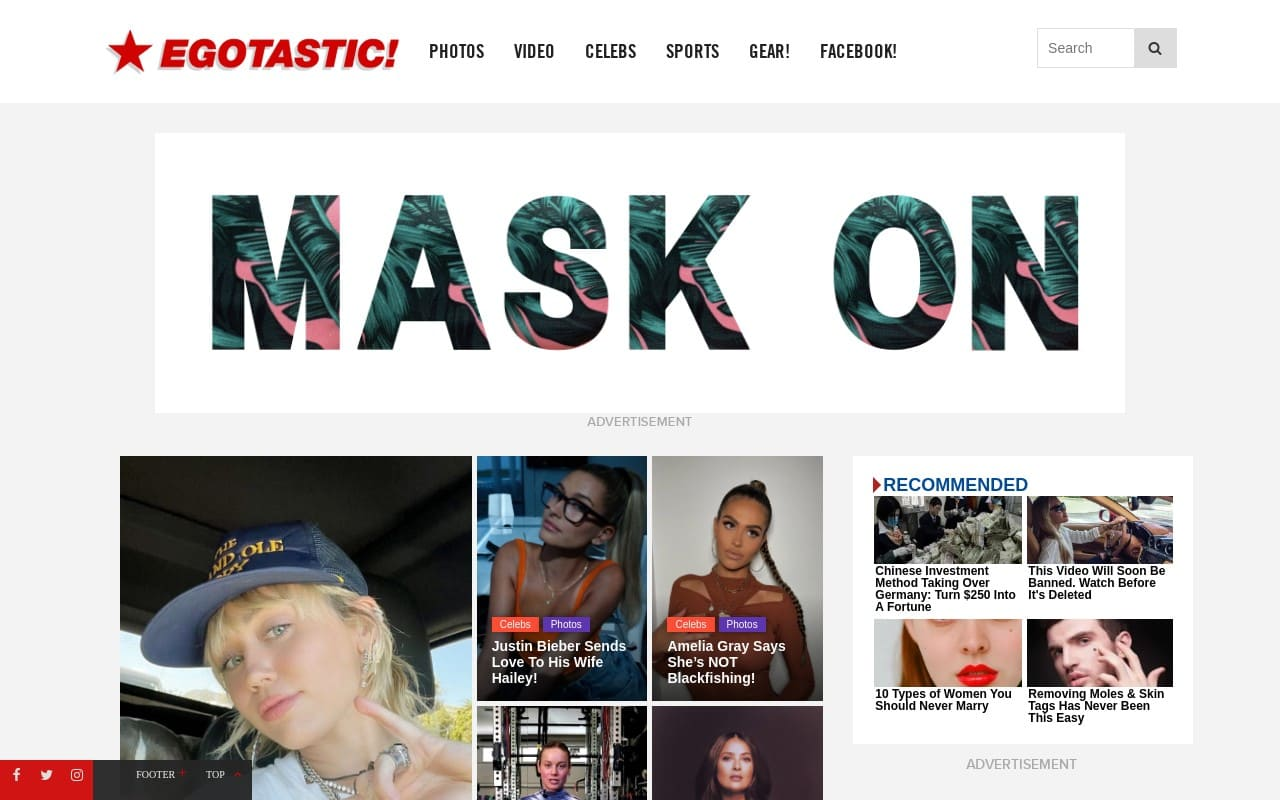 Egotastic - Best  List