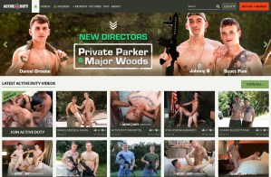 ActiveDuty - Best Premium Gay XXX Sites