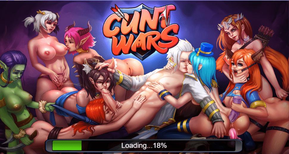 CuntWars - Best XXX Games Sites