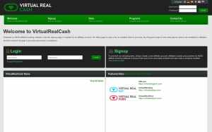Virtual Real Cash -  List