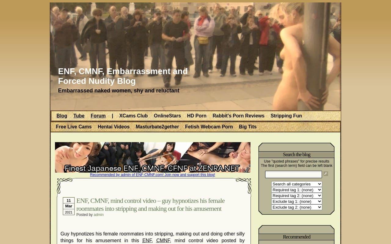 Enf-Cmnf -  List