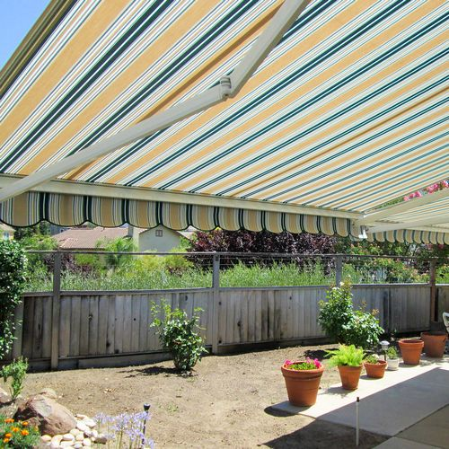 How to Install a Retractable Awning