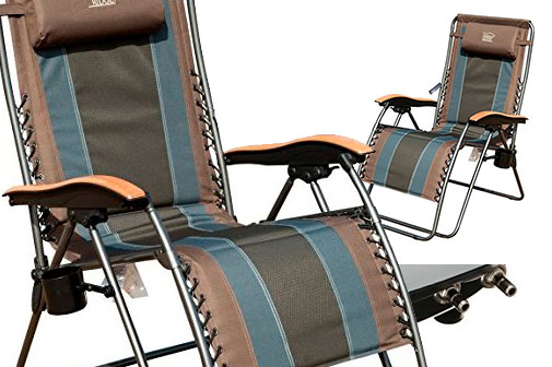 zero gravity chair reviews extra large cushions best chairs for in and outdoors top 10 product overall timber ridge