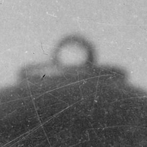 Vermeintliche Öse beim Adamski-UFO