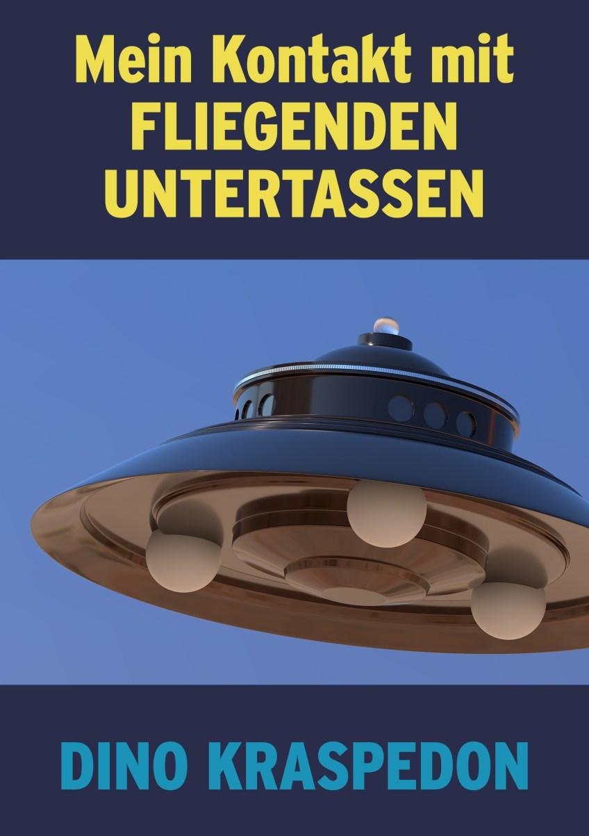 Endlich fertig: »Mein Kontakt mit fliegenden Untertassen«, Übersetzung ins Deutsche