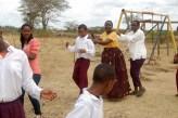 Ringdans på skolen