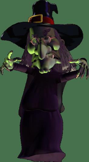 strega witch