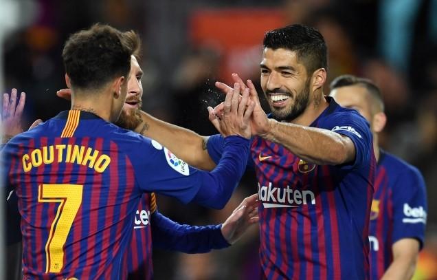 Барселона - Ейбар bet365