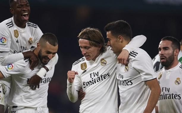 Реал Мадрид - Бетис bet365