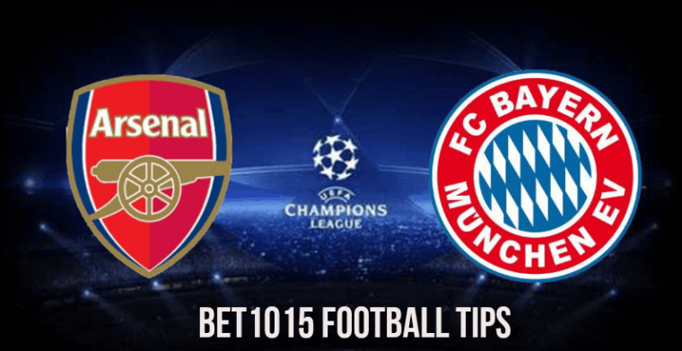 Arsenal vs Bayern Munich prediction